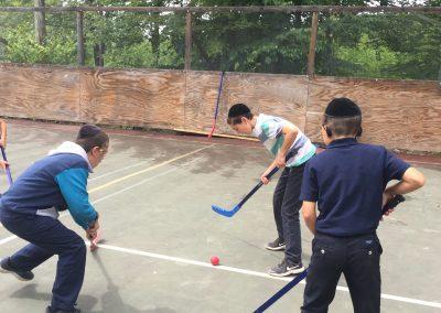 Hockey at Chaverim Boyz